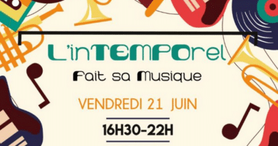L'InTEMPOrel 2019           3ème édition