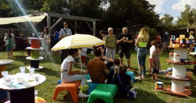 Le CSC Tempo remercie les bénévoles pour la réalisation de l'Intemporel – 3ème édition