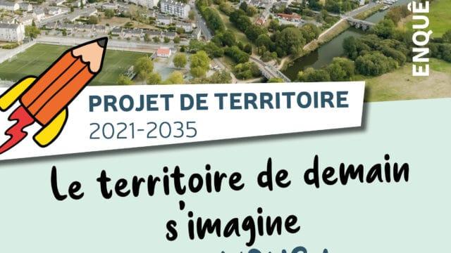 Participez à l'enquête citoyenne: Projet de territoire du Pays de Blain